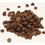 შოკოლადის მარცვლები 1 კგ ( DAMLA DROP)
