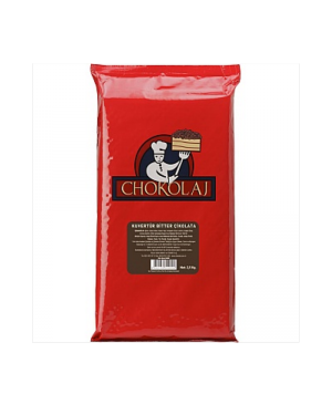 შოკოლადის ფილა 2,5 კგ  (Kuvertu Bitter)