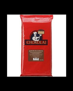 შოკოლადის ფილა 2,5 კგ რძიანი (Sutlu)