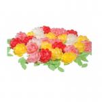 ვაფლის ყვავილი ფოთლებით (50 წყ)