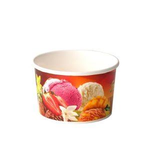 ნაყინის ჭიქა მუყაოს (200 cc)